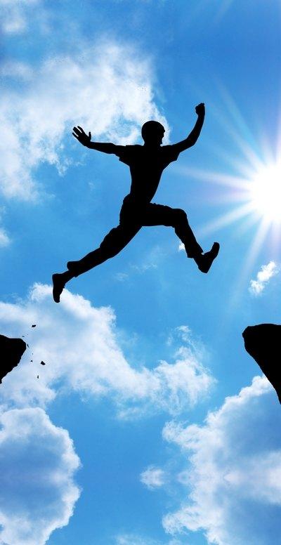 Faire le saut