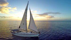 sailboat Liberté 2